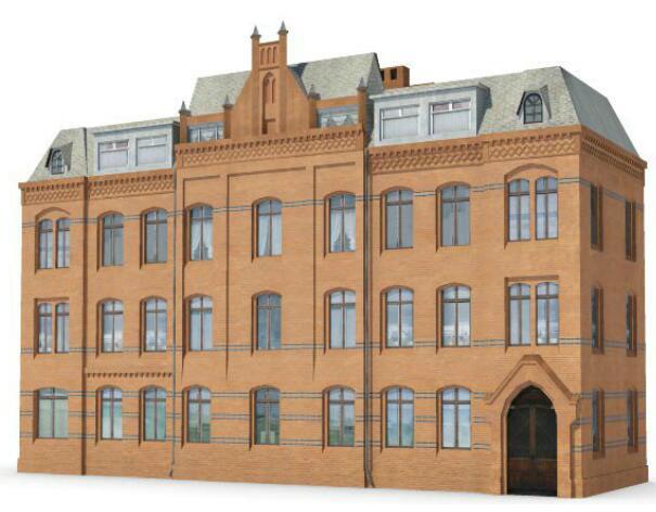 (EV模型库)Archmodels vol. 62 建筑模型