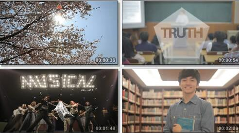 韩国明知大学教育形象宣传片