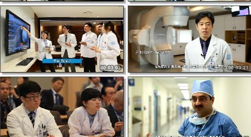 首尔医科大学医院形象宣传片
