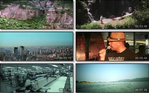 石家庄城市实拍长片