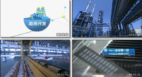 中国最大的石油企业宣传片