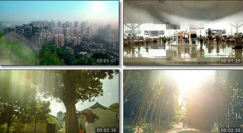 龙华新区城市形象实拍长片