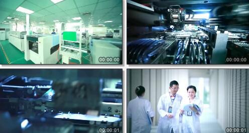 医疗器械生产制作过程实拍片段