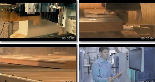 家具制作过程实拍片段
